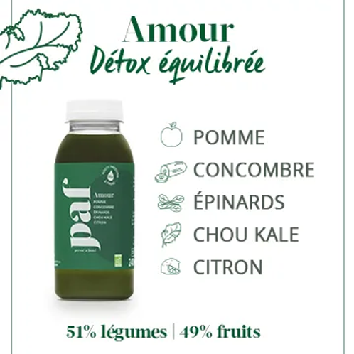 Jus Paf AMOUR
