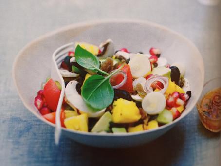 Salade Exotique : la cuisine créative familiale