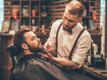 Men's Grooming now at Gro London, Clapham