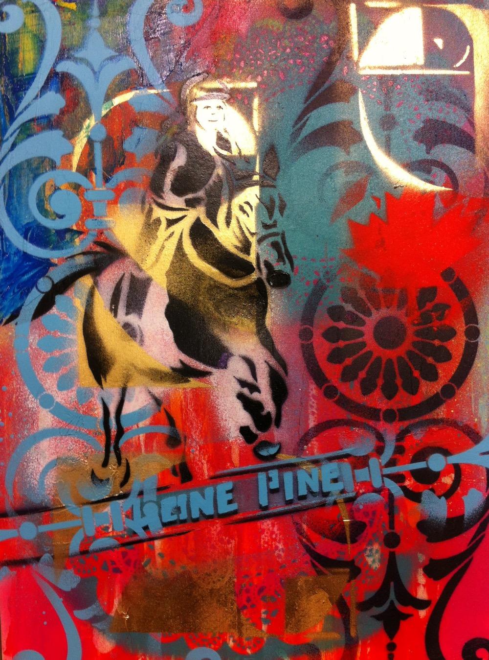 Lone Pine Star