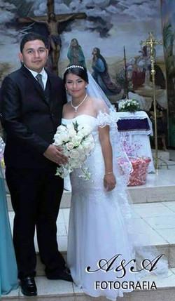 Kristel y Kevin