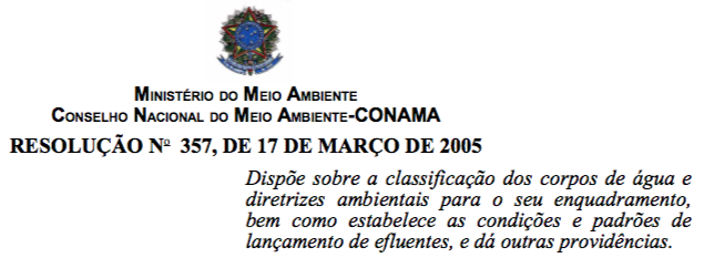 Conama 357_2005