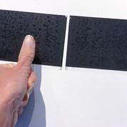 3- Press fingertip down