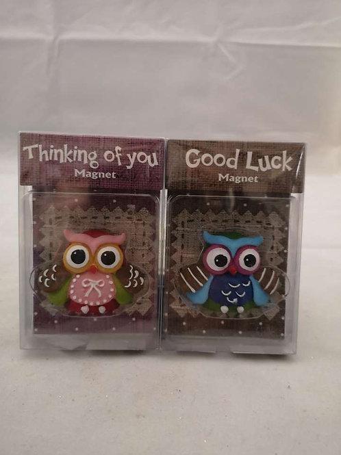 Sentimental owls