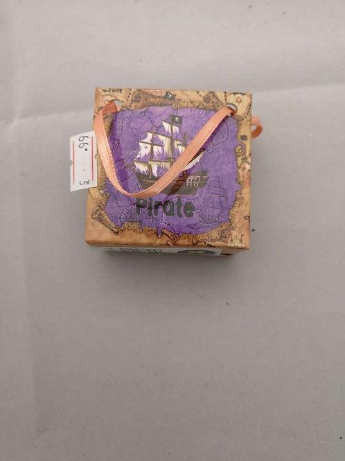 Pirate in a box