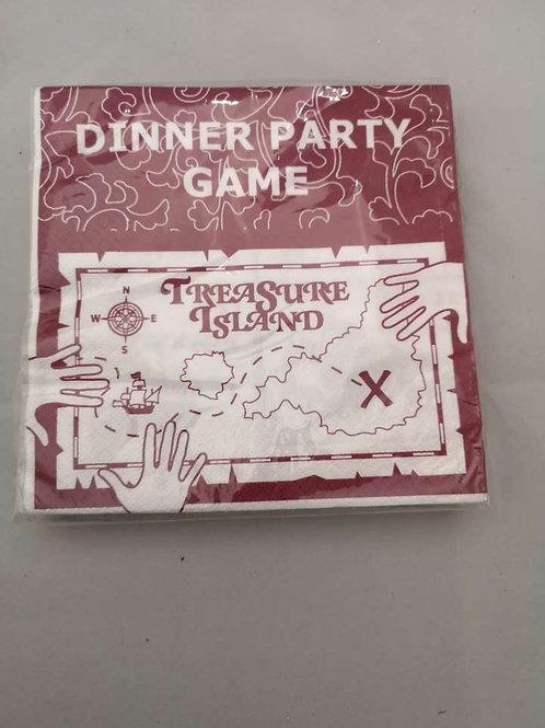Game napkins