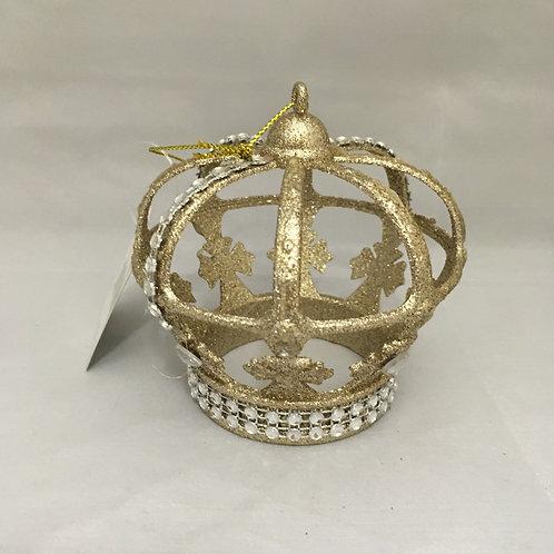 Crown tree decoration