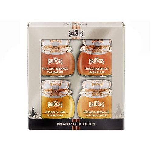 Mrs. Bridges Breakfast Collection (4x113g)