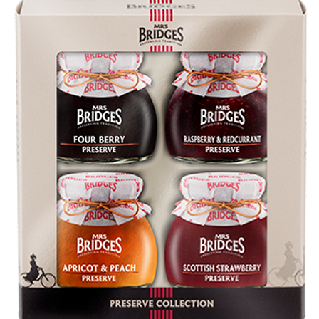 Mrs. Bridges Preserves Collection 94x113g)