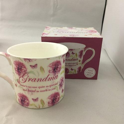 Special grandma mug