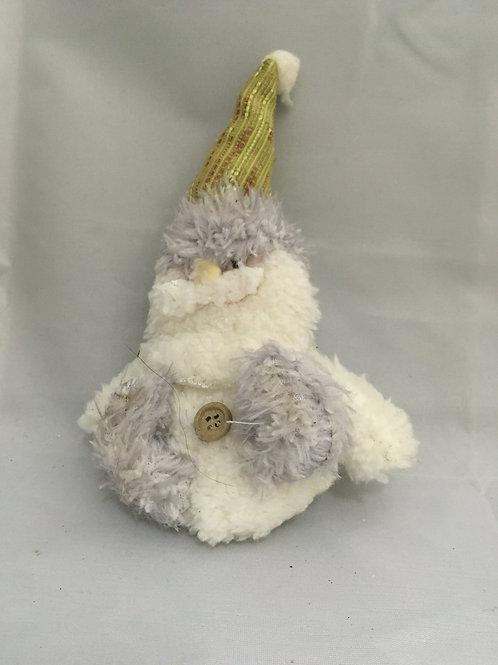 Plus mini Santa tree ornament