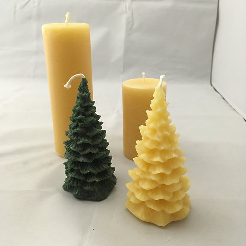 Bees wax candles