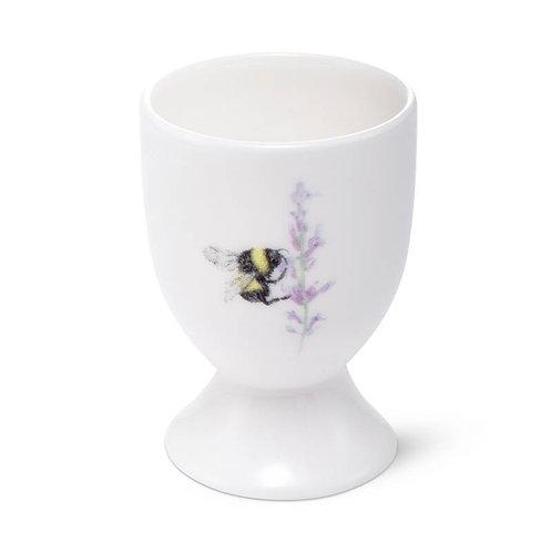Bee & Flower Goblet Egg Cup