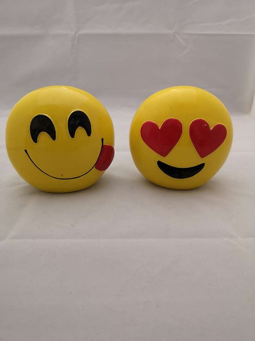 Emoji money boxes