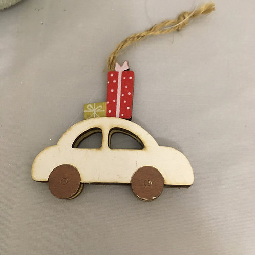 Car tree ornament