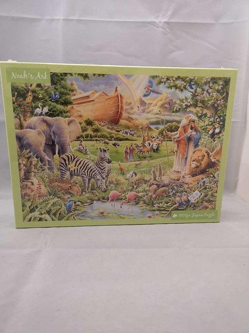 Noah's ark 1000 piece puzzle