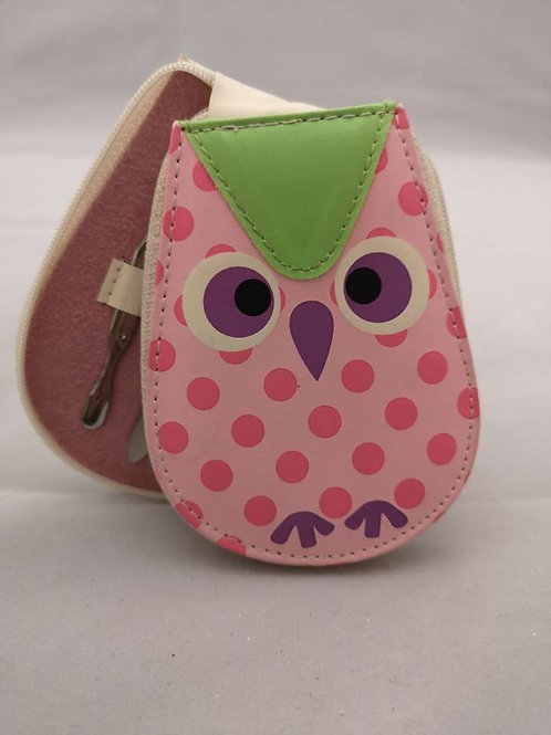 Owl nail kit