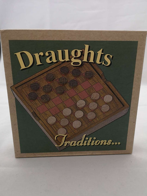 Draughts traditions....