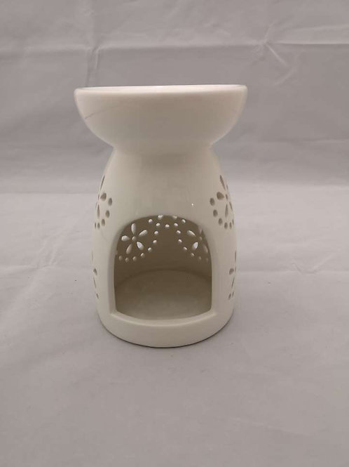 Tealight and scented oil burner