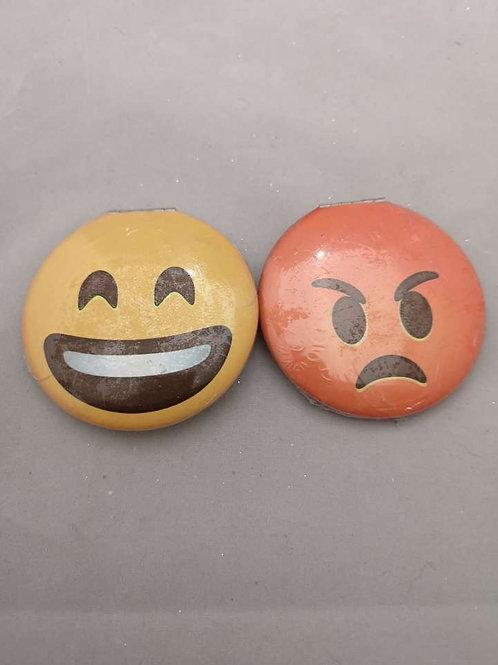 Emoji compact mirror