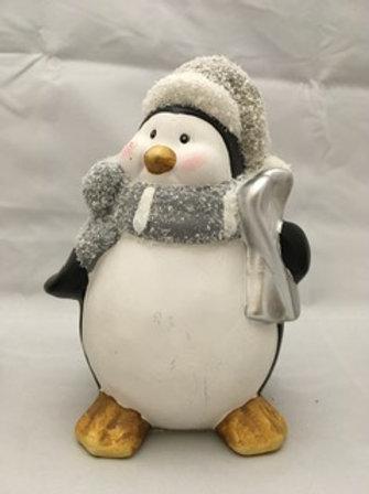 China penguin ornament