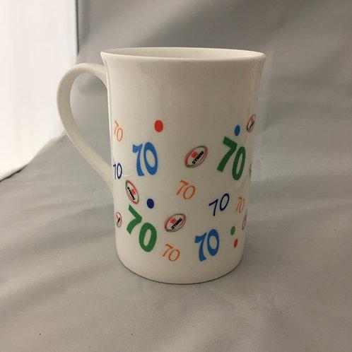 Cymru 70 mug