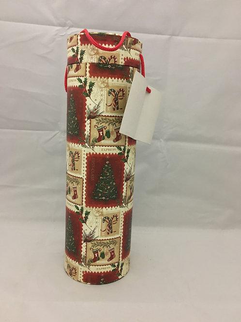 Large cylinder gift box