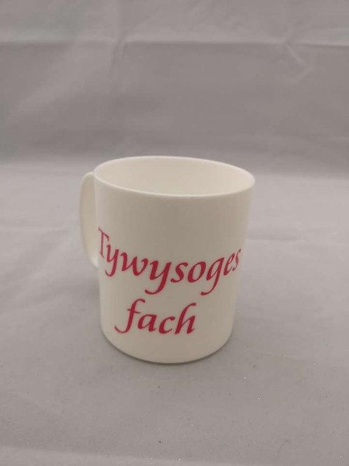 Welsh princess plastic cup