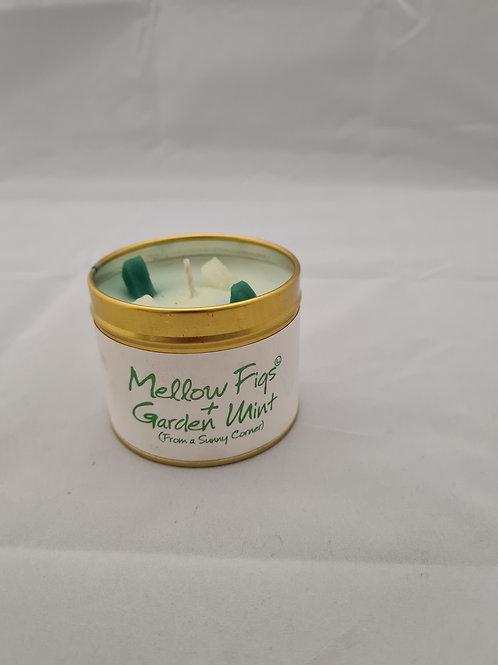 Mellow figs+Garden mint candle