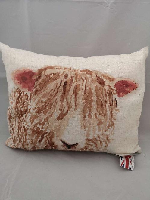 Norma sheep cushion