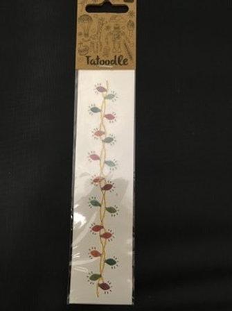 Tatoodle Christmas tattoos
