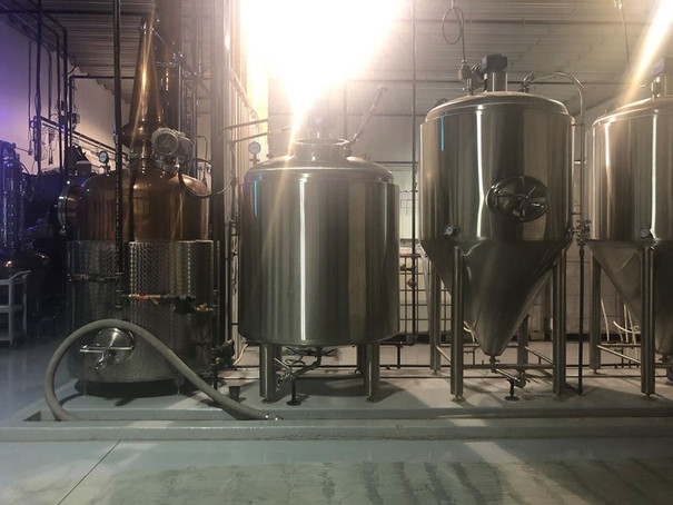 Stumbletown Distilling Tour