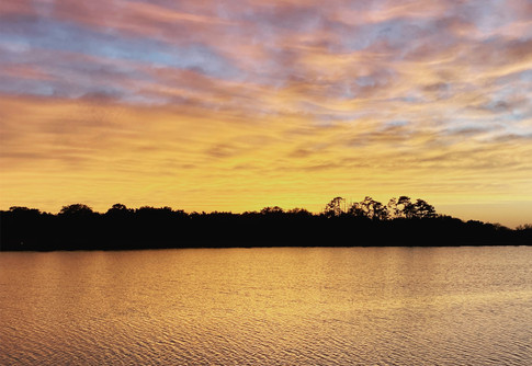 Sunset Boat Tour in Palm Coast