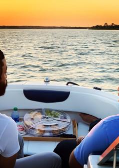 Sunset Boat Tour, Palm Coast