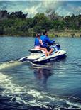 Jet Ski Ride, Palm Coast