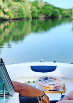 Sunset Boat Trip Palm Coast