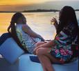 Romantic Sunset Boat Ride