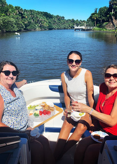 Get Together Boat Tour, Palm Coast