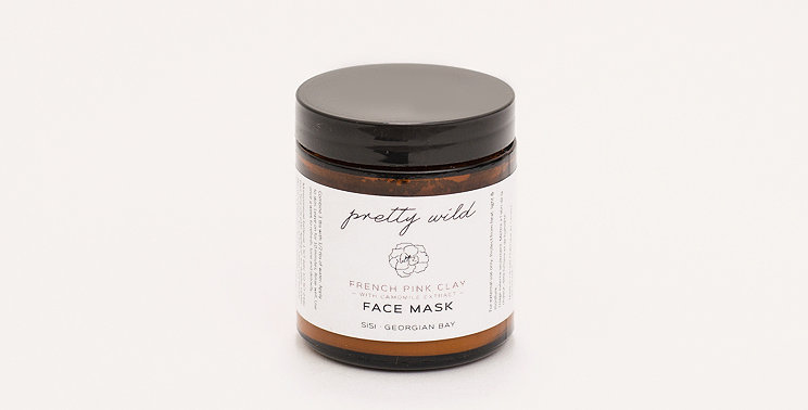 PRETTY WILD FRENCH PINK CLAY MASK