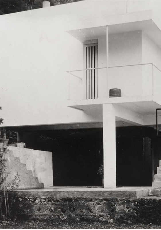 E-1027 House by Eileen Gray