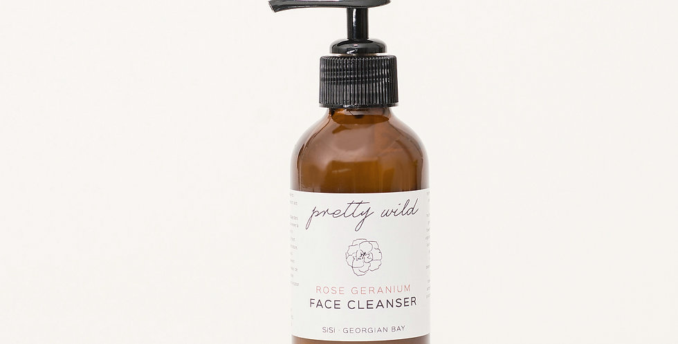 PRETTY WILD FACE CLEANSER