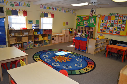 NS Main Classroom
