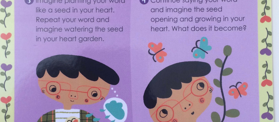 "Planting a ""Heart Garden"" : Mindful Kids by Whitney Stewart"