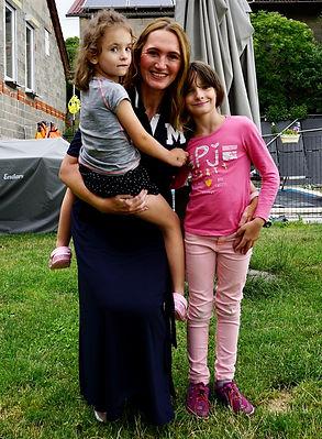 NightWatch-Kollegin Lilli und Familie Linder