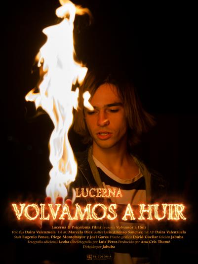 Lucerna 'Volvamos a Huir'