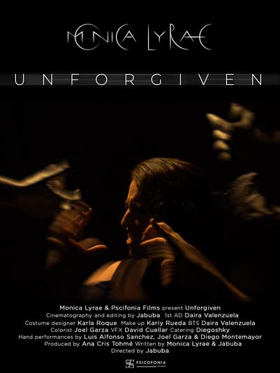 Monica Lyrae 'Unforgiven'