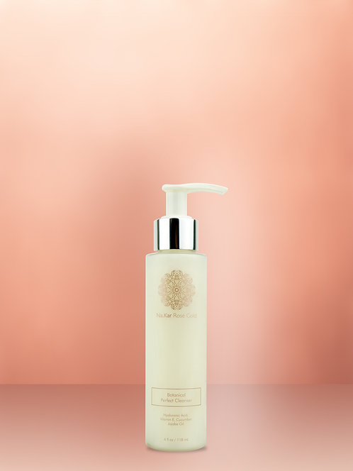 ROSE GOLD BOTANICAL PERFECT CLEANSER