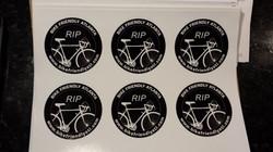 BFA stickers