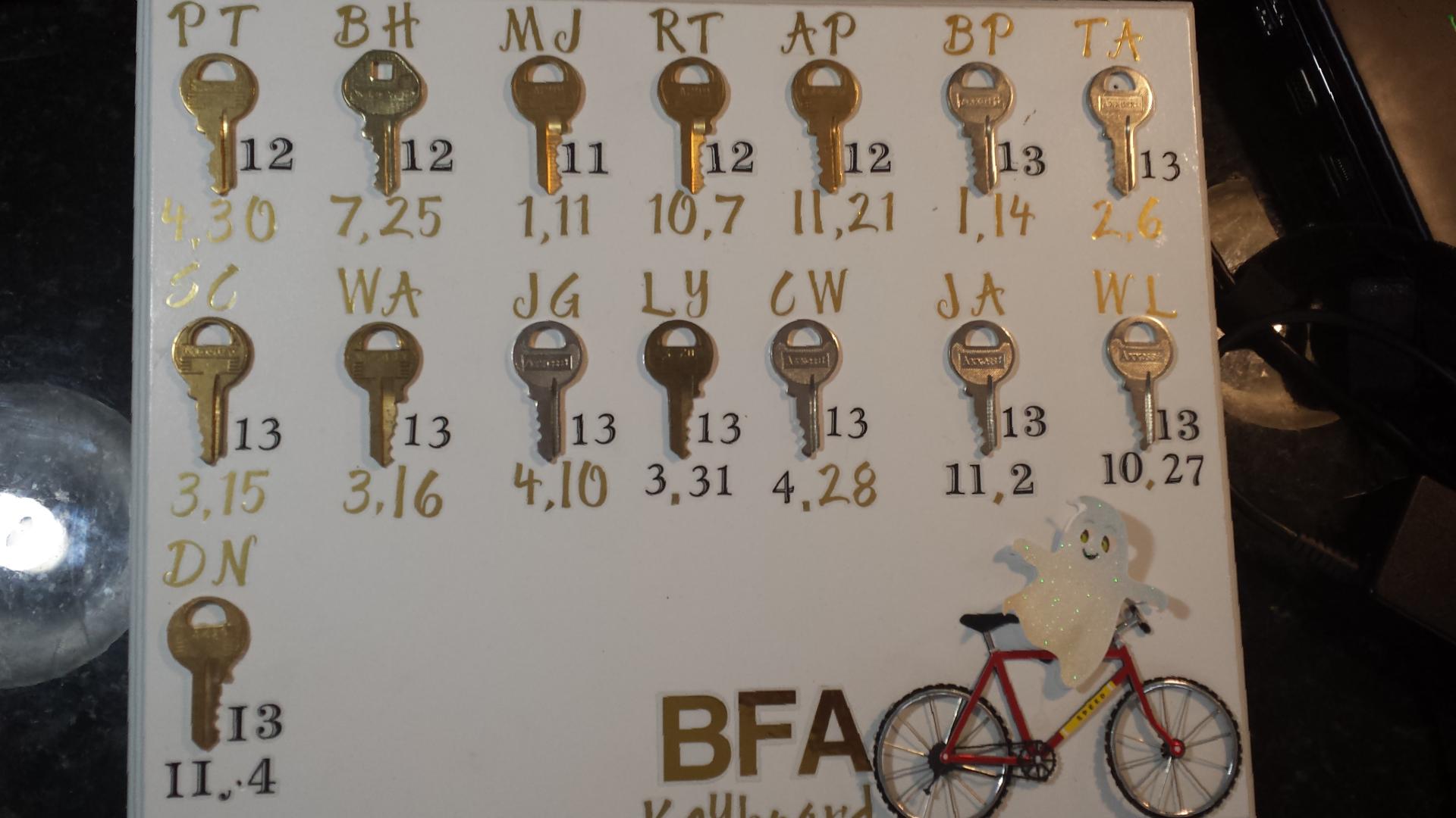 BFA Keyboard