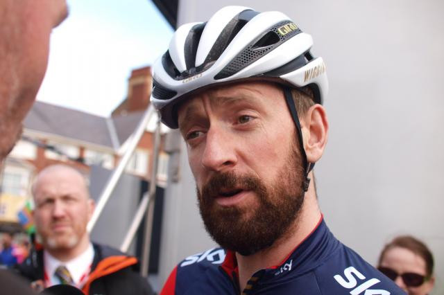 Bradley Wiggins at start of Tour de Yorkshire 2015.JPG